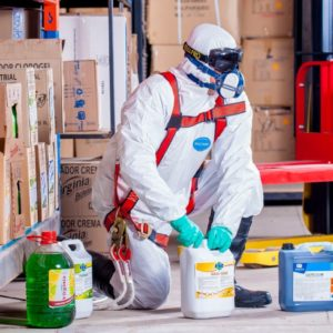 Deratizare, dezinsectie, dezinfectie (DDD)